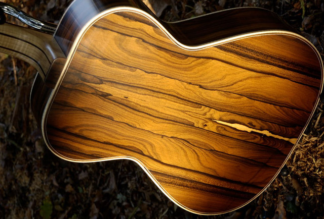 Alan Arnold Custom Guitar picture